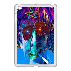 Voyage Of Discovery Apple Ipad Mini Case (white) by icarusismartdesigns