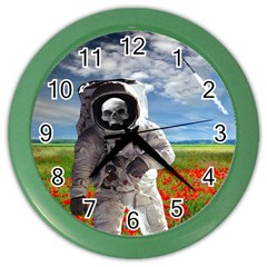 Exodus Color Wall Clocks by icarusismartdesigns