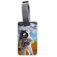 Exodus Luggage Tags (one Side)  by icarusismartdesigns
