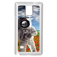 Exodus Samsung Galaxy Note 4 Case (white) by icarusismartdesigns