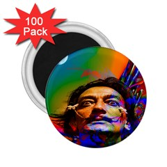 Dream Of Salvador Dali 2 25  Magnets (100 Pack)  by icarusismartdesigns
