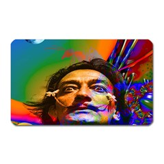 Dream Of Salvador Dali Magnet (rectangular) by icarusismartdesigns