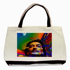 Dream Of Salvador Dali Basic Tote Bag  by icarusismartdesigns