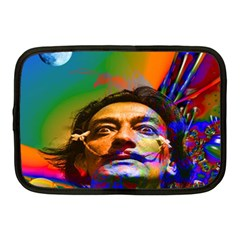 Dream Of Salvador Dali Netbook Case (medium)  by icarusismartdesigns