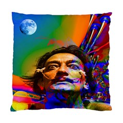 Dream Of Salvador Dali Standard Cushion Cases (two Sides)  by icarusismartdesigns