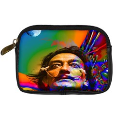 Dream Of Salvador Dali Digital Camera Cases by icarusismartdesigns
