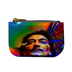Dream Of Salvador Dali Mini Coin Purses by icarusismartdesigns