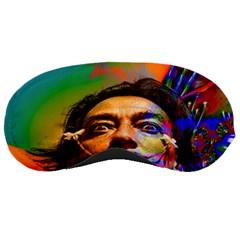 Dream Of Salvador Dali Sleeping Masks by icarusismartdesigns