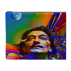 Dream Of Salvador Dali Cosmetic Bag (xl) by icarusismartdesigns
