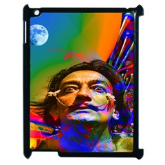 Dream Of Salvador Dali Apple Ipad 2 Case (black) by icarusismartdesigns