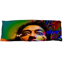 Dream Of Salvador Dali Body Pillow Cases Dakimakura (two Sides)  by icarusismartdesigns
