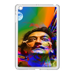 Dream Of Salvador Dali Apple Ipad Mini Case (white) by icarusismartdesigns