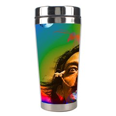 Dream Of Salvador Dali Stainless Steel Travel Tumblers by icarusismartdesigns