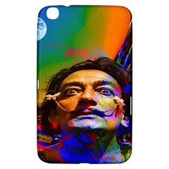 Dream Of Salvador Dali Samsung Galaxy Tab 3 (8 ) T3100 Hardshell Case  by icarusismartdesigns