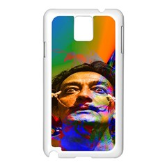 Dream Of Salvador Dali Samsung Galaxy Note 3 N9005 Case (white) by icarusismartdesigns