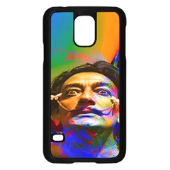 Dream Of Salvador Dali Samsung Galaxy S5 Case (black) by icarusismartdesigns