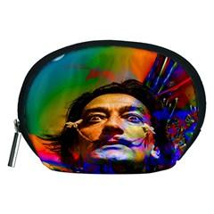Dream Of Salvador Dali Accessory Pouches (medium)  by icarusismartdesigns
