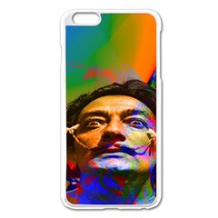 Dream Of Salvador Dali Apple Iphone 6 Plus Enamel White Case by icarusismartdesigns