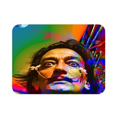 Dream Of Salvador Dali Double Sided Flano Blanket (mini)  by icarusismartdesigns