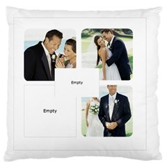 Wedding By Wedding   Standard Flano Cushion Case (two Sides)   By1w2kj3wuh8   Www Artscow Com Back
