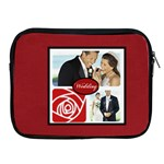 wedding - Apple iPad Zipper Case