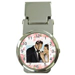 wedding - Money Clip Watch