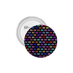 Colorful Round Corner Rectangles Pattern 1 75  Button by LalyLauraFLM