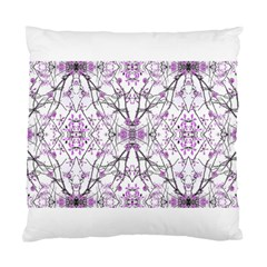 Geometric Pattern Nature Print  Standard Cushion Case (one Side)  by dflcprints
