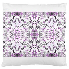 Geometric Pattern Nature Print  Large Cushion Cases (one Side)  by dflcprints
