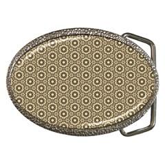 Cute Pretty Elegant Pattern Belt Buckles