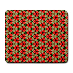 Lovely Trendy Pattern Background Pattern Large Mousepads by creativemom