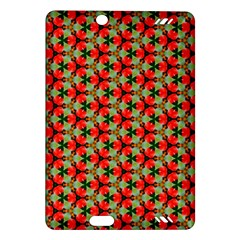 Lovely Trendy Pattern Background Pattern Kindle Fire Hd (2013) Hardshell Case by creativemom