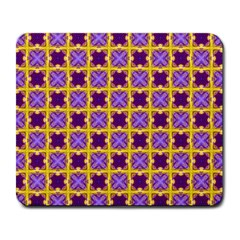Cute Pretty Elegant Pattern Large Mousepads by creativemom