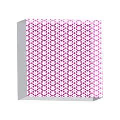 Cute Pretty Elegant Pattern 4 x 4  Acrylic Photo Blocks