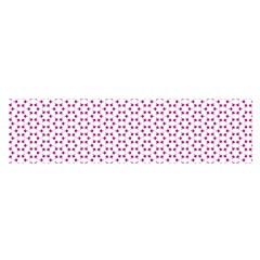 Cute Pretty Elegant Pattern Satin Scarf (oblong) by creativemom