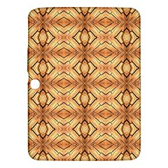 Faux Animal Print Pattern Samsung Galaxy Tab 3 (10 1 ) P5200 Hardshell Case  by creativemom