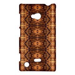 Faux Animal Print Pattern Nokia Lumia 720 by creativemom