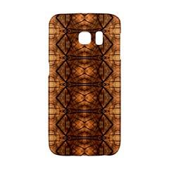 Faux Animal Print Pattern Galaxy S6 Edge