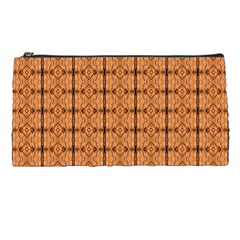 Faux Animal Print Pattern Pencil Cases