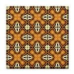 Faux Animal Print Pattern Tile Coasters