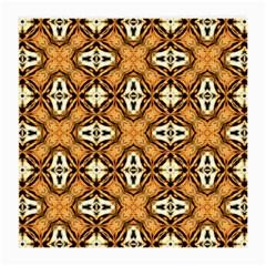 Faux Animal Print Pattern Medium Glasses Cloth