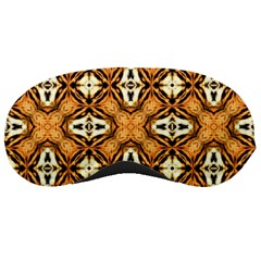 Faux Animal Print Pattern Sleeping Masks