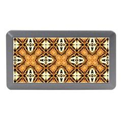 Faux Animal Print Pattern Memory Card Reader (mini)