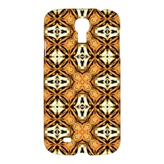 Faux Animal Print Pattern Samsung Galaxy S4 I9500/i9505 Hardshell Case