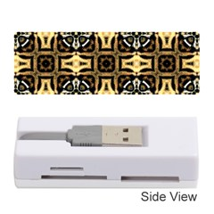 Faux Animal Print Pattern Memory Card Reader (stick)  by creativemom