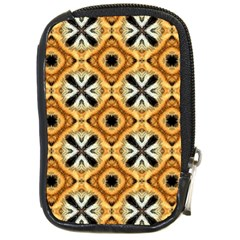 Faux Animal Print Pattern Compact Camera Cases by creativemom