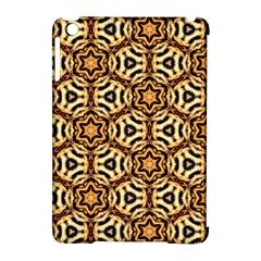 Faux Animal Print Pattern Apple Ipad Mini Hardshell Case (compatible With Smart Cover) by creativemom
