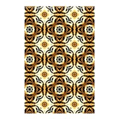 Faux Animal Print Pattern Shower Curtain 48  X 72  (small)  by creativemom