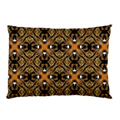 Faux Animal Print Pattern Pillow Cases (two Sides)