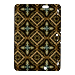 Faux Animal Print Pattern Kindle Fire Hdx 8 9  Hardshell Case by creativemom